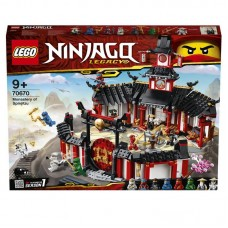 Конструктор LEGO NINJAGO Монастырь Кружитцу