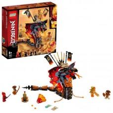 Конструктор LEGO NINJAGO Огненный кинжал