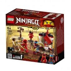 Конструктор LEGO NINJAGO Обучение в монастыре