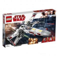 Конструктор LEGO STAR WARS Звёздный истребитель типа Х