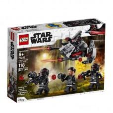 Конструктор LEGO STAR WARS Боевой набор отряда «Инферно»
