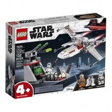 Конструктор LEGO STAR WARS Звёздный истребитель типа Х (4+)