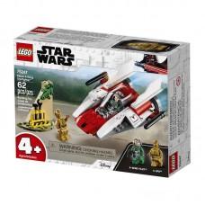 Конструктор LEGO STAR WARS Звёздный истребитель типа А (4+)