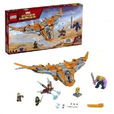 """Конструктор LEGO SUPER HEROES """"Танос: последняя битва"""""""