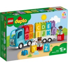Конструктор LEGO DUPLO My First Грузовик «Алфавит»