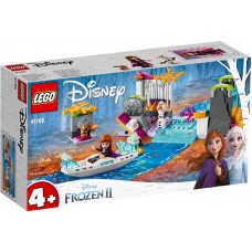 Конструктор LEGO DISNEY PRINCESS Экспедиция Анны на каноэ