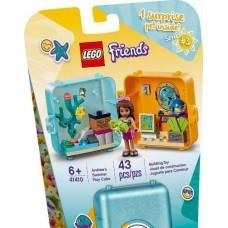 Конструктор LEGO FRIENDS Летняя игровая шкатулка Андреа