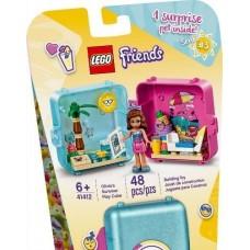 Конструктор LEGO FRIENDS Летняя игровая шкатулка Оливии
