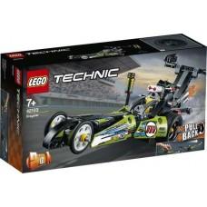 Конструктор LEGO TECHNIC Драгстер