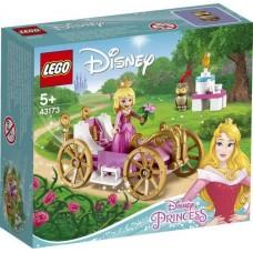 Конструктор LEGO DISNEY PRINCESS Королевская карета Авроры