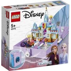 Конструктор LEGO DISNEY PRINCESS Книга сказочных приключений Анны и Эльзы