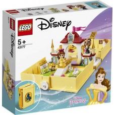 Конструктор LEGO DISNEY PRINCESS Книга сказочных приключений Белль