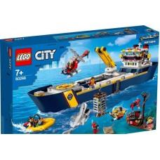 Конструктор LEGO CITY Oceans Океан: исследовательское судно