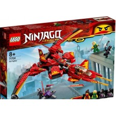 Конструктор LEGO NINJAGO Истребитель Кая