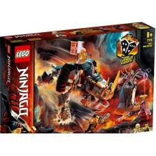 Конструктор LEGO NINJAGO Бронированный носорог Зейна