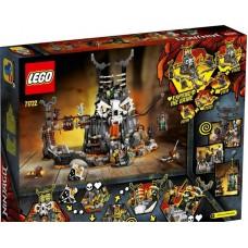 Конструктор LEGO NINJAGO Подземелье колдуна-скелета
