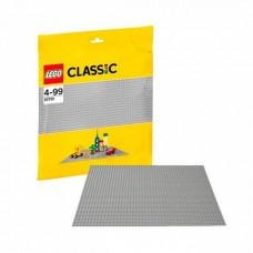 Пластина строительная LEGO серого цвета (LEGO, 10701-L)