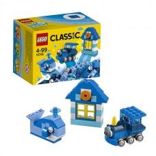 Конструктор LEGO CLASSIC Синий набор для творчества (LEGO, 10706-L)
