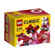 Конструктор LEGO CLASSIC Красный набор для творчества (LEGO, 10707-L)