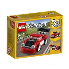 Конструктор LEGO CREATOR Красная гоночная машина (LEGO, 31055-L)