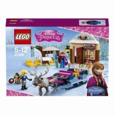 Конструктор LEGO DISNEY PRINCESS Анна и Кристоф: прогулка на санях™ (LEGO, 41066-L)