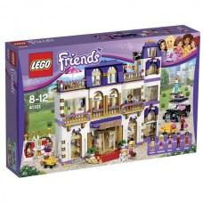 Конструктор LEGO FRIENDS Гранд-отель (LEGO, 41101-L)