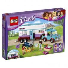Конструктор LEGO FRIENDS Ветеринарная машина для лошадок (LEGO, 41125-L)