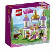 Конструктор LEGO DISNEY PRINCESS Королевские питомцы: замок™ (LEGO, 41142-L)