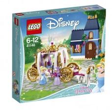 Конструктор LEGO DISNEY PRINCESS Сказочный вечер Золушки (LEGO, 41146-L)