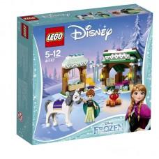 Конструктор LEGO DISNEY PRINCESS Зимние приключения Анны (LEGO, 41147-L)