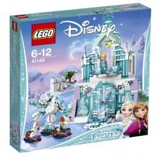 Конструктор LEGO DISNEY PRINCESS Волшебный ледяной замок Эльзы (LEGO, 41148-L)