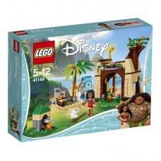 Конструктор LEGO DISNEY PRINCESS Приключения Моаны на затерянном острове (LEGO, 41149-L)