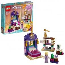 Конструктор LEGO DISNEY PRINCESS Спальня Рапунцель в замке