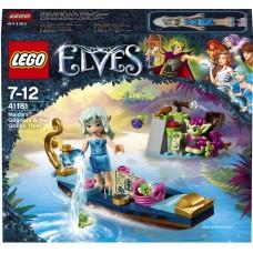 Конструктор LEGO ELVES Встреча Наиды с гоблином-воришкой (LEGO, 41181-L)