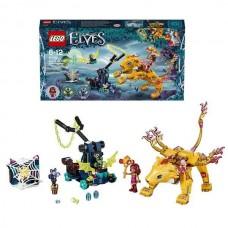 Конструктор LEGO ELVES Ловушка для Азари и огненного льва