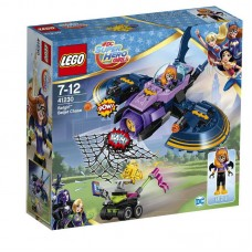 Конструктор LEGO SUPER HERO GIRLS Бэтгёрл: погоня на реактивном самолёте (LEGO, 41230-L)