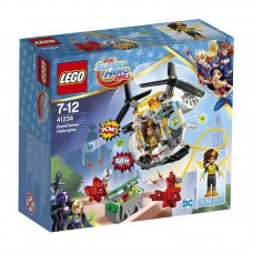 Конструктор LEGO SUPER HERO GIRLS Вертолёт Бамблби™ (LEGO, 41234-L)