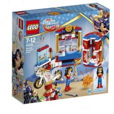 Конструктор LEGO SUPER HERO GIRLS Дом Чудо-женщины™ (LEGO, 41235-L)