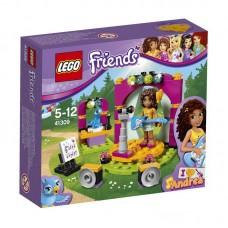 Конструктор LEGO FRIENDS Музыкальный дуэт Андреа (LEGO, 41309-L)