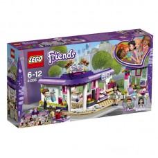 Конструктор LEGO FRIENDS Арт-кафе Эммы