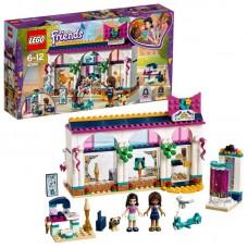 Конструктор LEGO FRIENDS Магазин аксессуаров Андреа