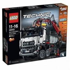 Конструктор LEGO TECHNIC Mercedes-Benz Arocs 3246 (LEGO, 42043-L)
