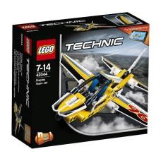 Конструктор LEGO TECHNIC Самолёт пилотажной группы (LEGO, 42044-L)