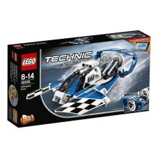 Конструктор LEGO TECHNIC Гоночный гидроплан (LEGO, 42045-L)