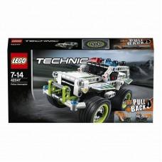 Конструктор LEGO TECHNIC Полицейский патруль (LEGO, 42047-L)