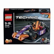 Конструктор LEGO TECHNIC Гоночный карт (LEGO, 42048-L)