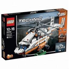 Конструктор LEGO TECHNIC Грузовой вертолет (LEGO, 42052-L)