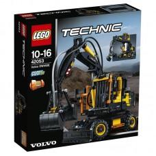 Конструктор LEGO TECHNIC Экскаватор Volvo EW 160E™ (LEGO, 42053-L)