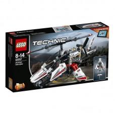 Конструктор LEGO TECHNIC Сверхлёгкий вертолёт (LEGO, 42057-L)