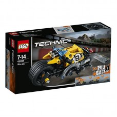 Конструктор LEGO TECHNIC Мотоцикл для трюков (LEGO, 42058-L)